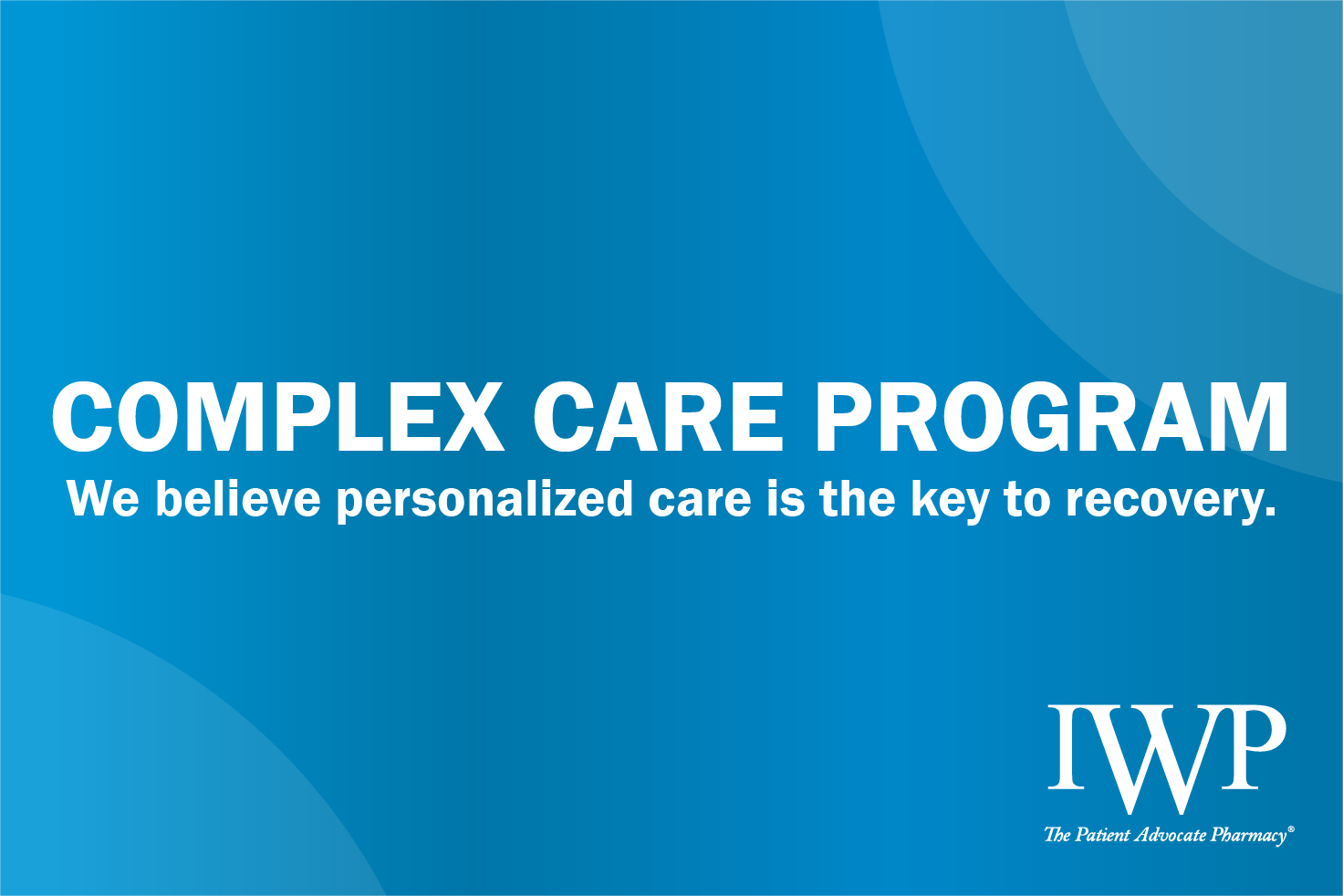 Complex Care Program Launch LI