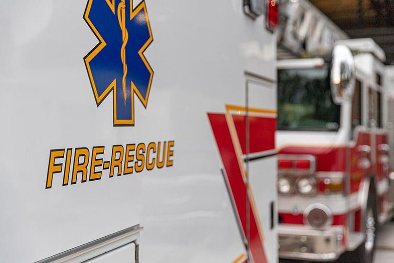 First responders in Kansas