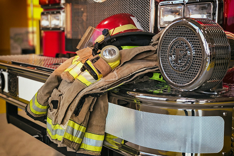 Workers' comp coverage for volunteer firefighters