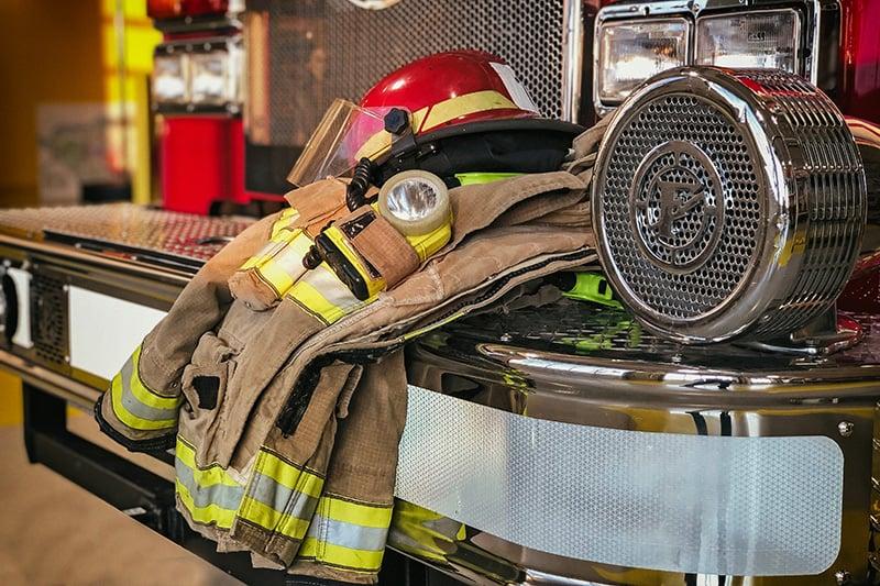 Firefighters in Missouri