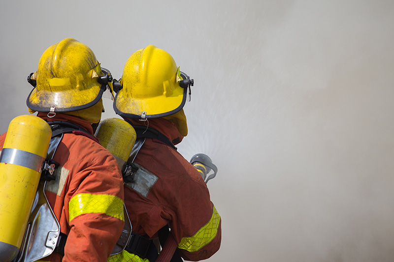 Firefighters iStock-538468594