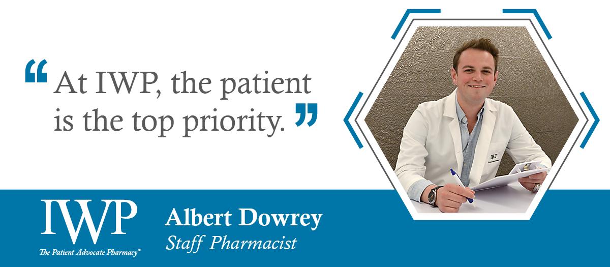 Meet Our Team Blog - Albert Dowrey