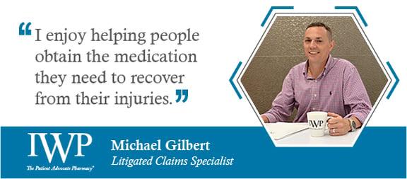 Meet Our Team Blog - Michael Gilbert