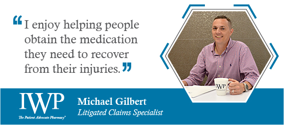 Meet Our Team Blog - Michael Gilbert
