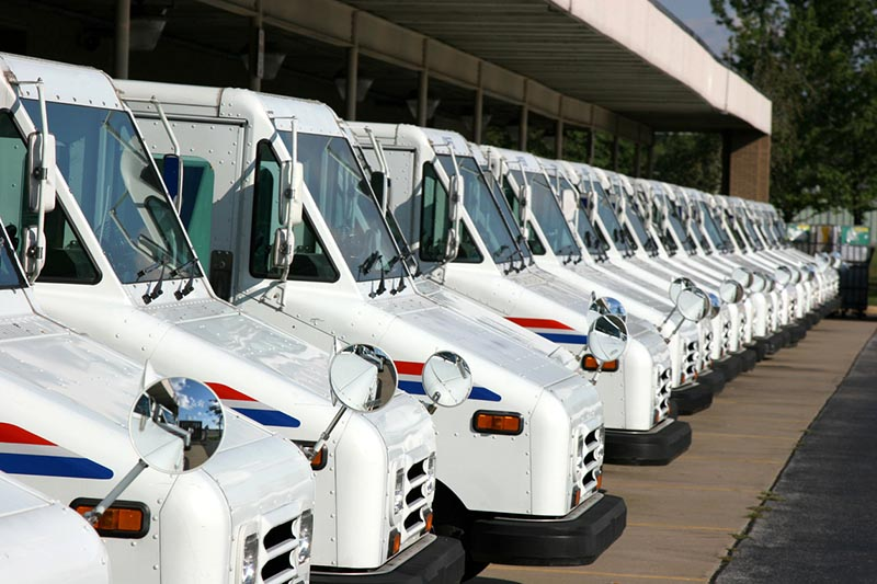 Injured U.S. Postal Service workers