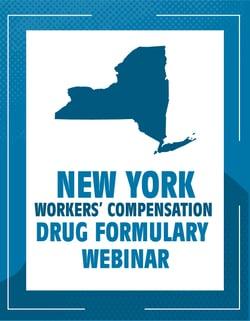 Webinar - NY WC Drug Formulary - Vertical