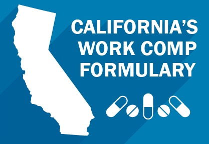 California's Workers' Comp Formulary
