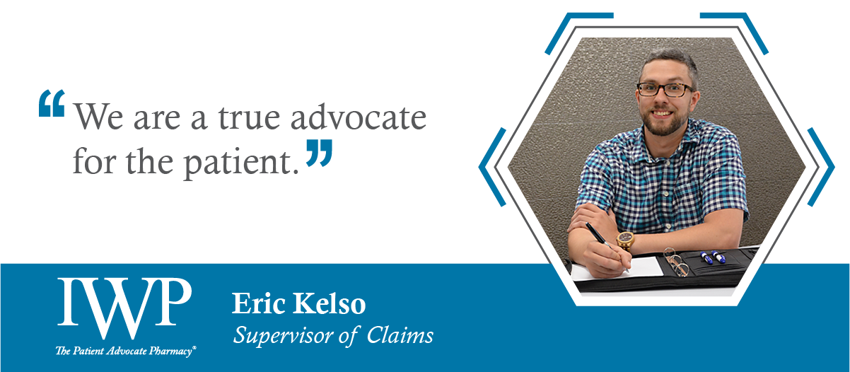 Meet Our Team: Eric Kelso