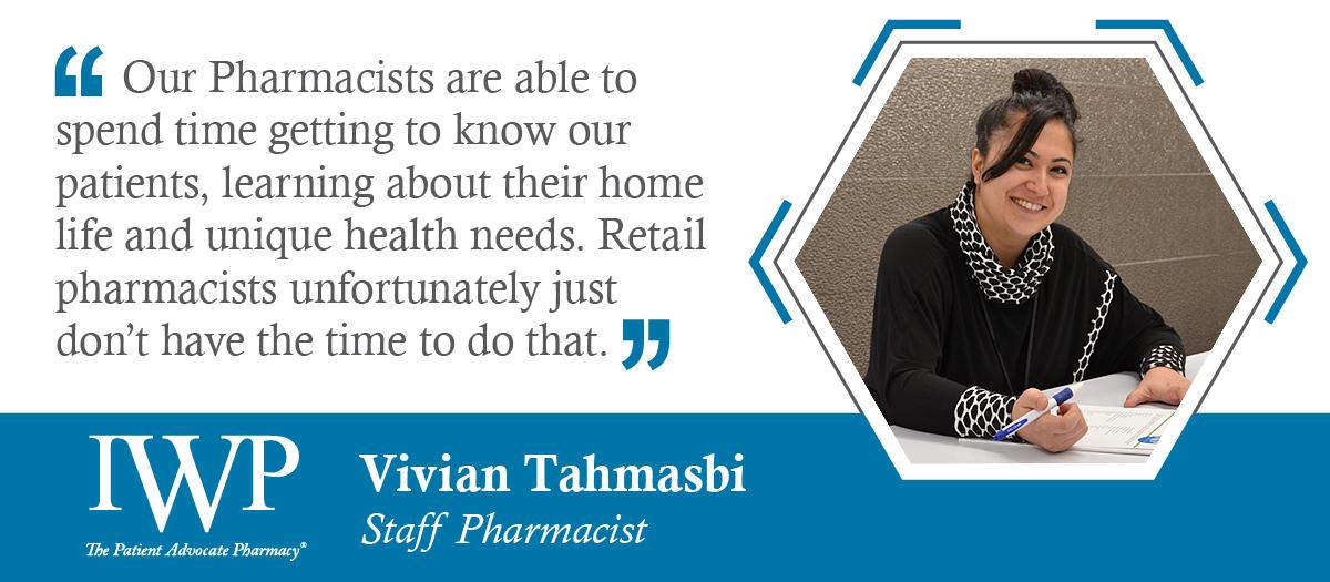 Meet Our Team: Vivian Tahmasbi