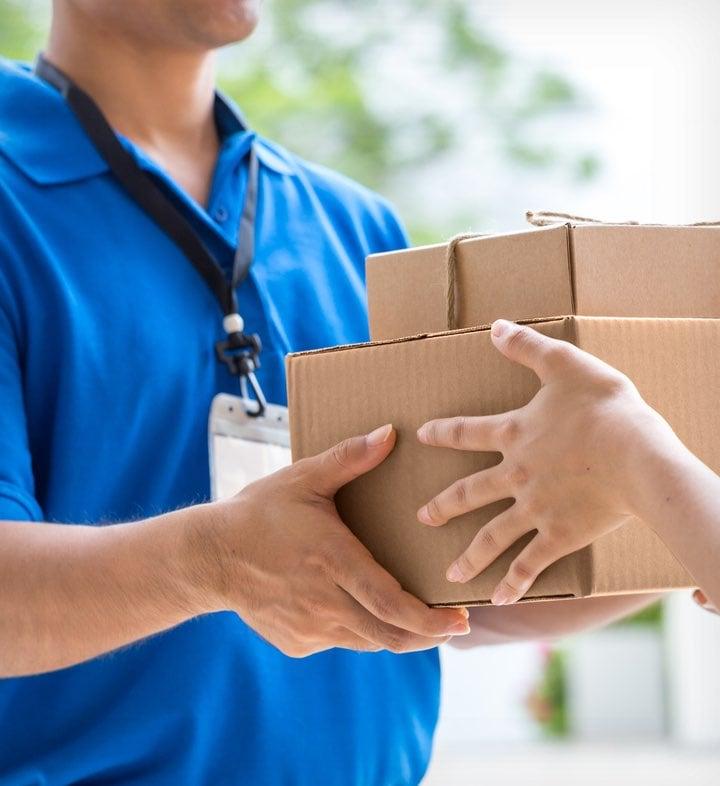 Medications being delivered
